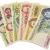 Banknoty sprzed denominacji. Dziś mają jedynie wartość kolekcjonerską