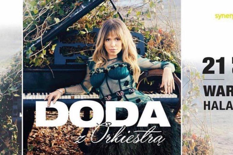 Doda nagrała płytę inną, niż do tej pory