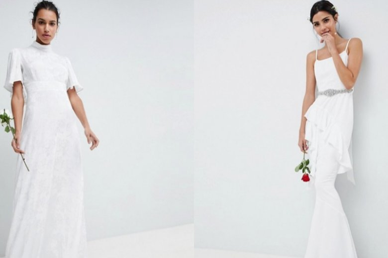 Sukienki można zamawiać również w skepach internetowych. Każdy z powyższych modeli kosztuje ok. 500 zł