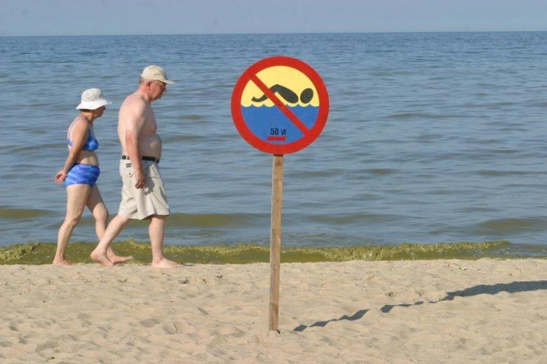 Z powodu sinic zamknięto 16 kąpielisk.
