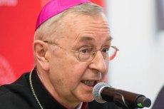 Abp. Stanisław Gądecki był zwolniony przez prokuraturę z obowiązku zachowania tajemnicy.
