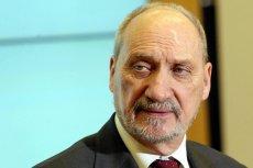 Antoni Macierewicz twierdzi, że w Polsce nie ma bezrobocia