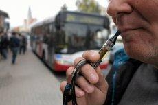 E-papierosy w komunikacji miejskiej to także norma