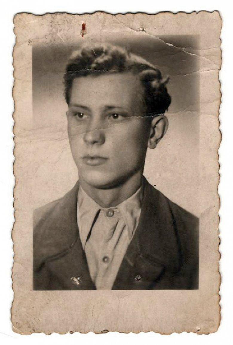 Joseph Kokott - jedyny niemiecki żandarm uczestniczący w zbrodni w Markowej, pociągnięty do odpowiedzialności.