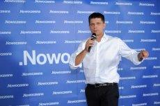 Ryszard Petru wygrał proces wyborczy z Januszem Palikotem.