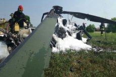 Polski śmigłowiec rozbił się niedaleko Padwy. Na szczęście nikomu nic się nie stało.