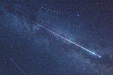 W nocy z piątku na sobotę będzie można podziwiać burzę meteorów