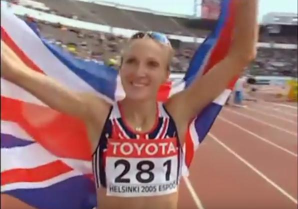 Paula Radcliffe, jedna z najwybitniejszych biegaczek naszych czasów.