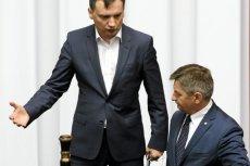 Marszałek Kuchciński (PiS) wyłączył mikrofon Rafałowi Grupińskiemu (PO), który skrytykował ministra Zbigniewa Ziobrę za tolerowanie antysemityzmu.