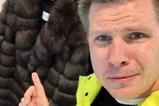 Prezenter Filip Chajzer postanowił podzielić się z internautami wrażeniami z wizyty w ekskluzywnym butiku.