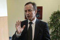 CBA informuje o śledztwie ws. korupcji w szpitalu, w którym pracował prof. Tomasz Grodzki.