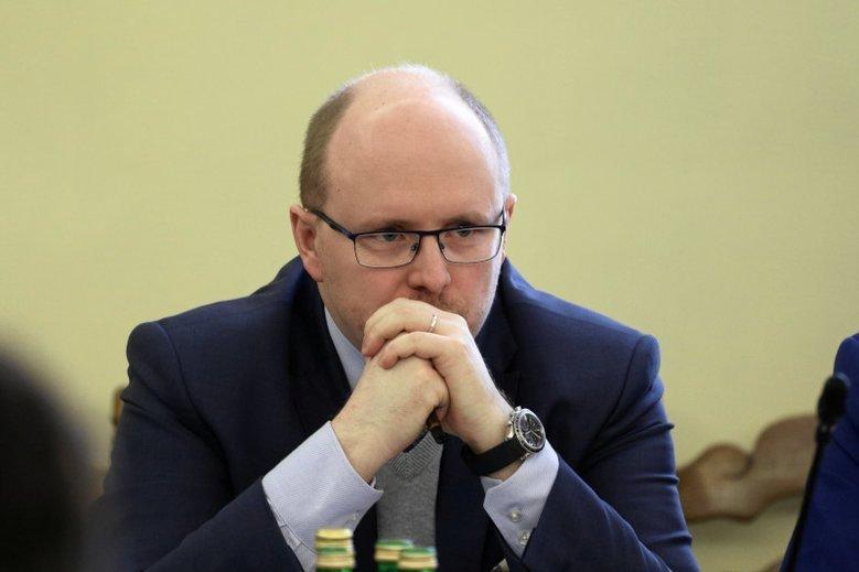 Prezes Instytutu na rzecz Kultury Prawnej Ordo Iuris Jerzy Kwaśniewski.