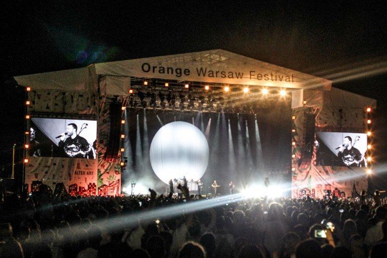 Festiwalowe lato - czas start. Zaczynamy odliczanie do Orange Warsaw Festival, Open'er Festival Powered by Orange i Kraków Live Festival