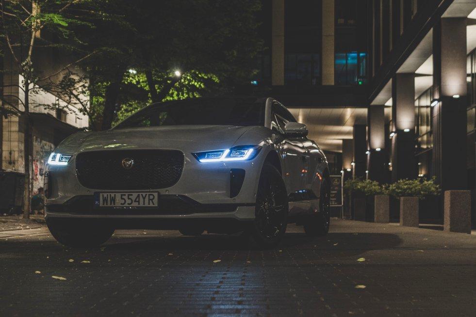 Jaguar I-Pace uzależnia błyskawicznie.