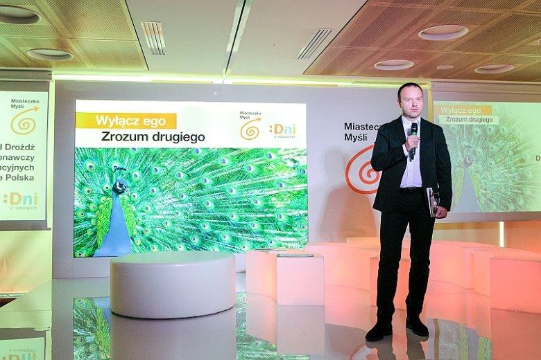 Witold Drożdż, dyrektor wykonawczy ds. korporacyjnych Orange Polska, zapowiedział uruchomienie projektu edukującego organizacje pozarządowe w sztuce prowadzenia dobrego dialogu