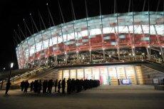 Stadion Narodowy w Warszawie, wejście dla VIP-ów