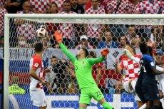 Pierwsza połowa finałowego meczu Francji z Chorwacją obfitowała w wiele emocji.
