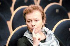 """Joanna Szczepkowska odchodzi z tygodnika """"Do Rzeczy"""" po rasistowskiej okładce z premierem"""