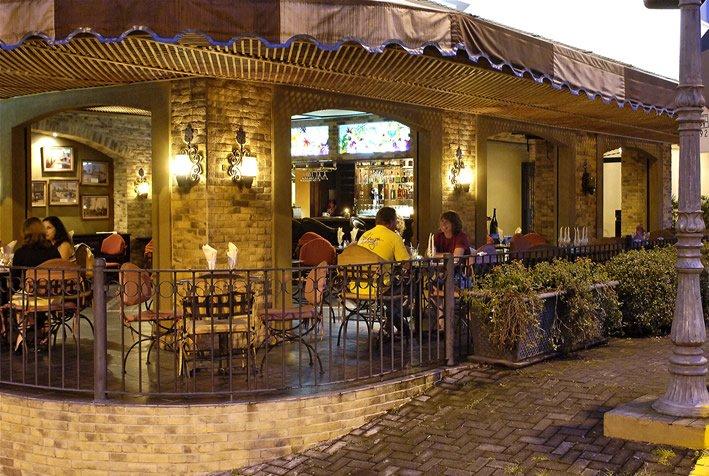 Restauracja w centrum San José