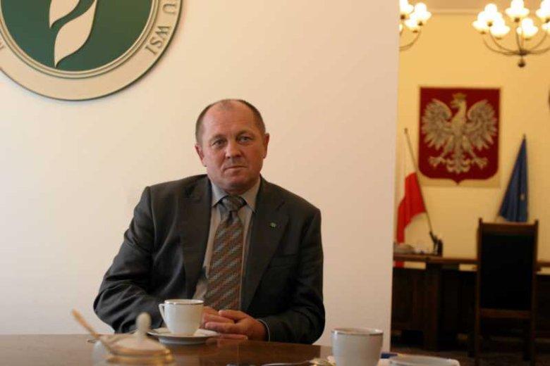 W rozmowie z naTemat Marek Sawickie przekonuje, że PSL może powtórzyć sukces z wyborów samorządowych.