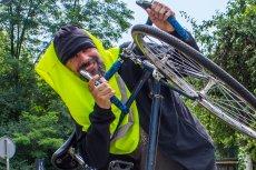 Nie jeżdżę na rowerze za karę! Nie masz czasu na trening, wsiądź na dwa kółka i jedź do pracy.