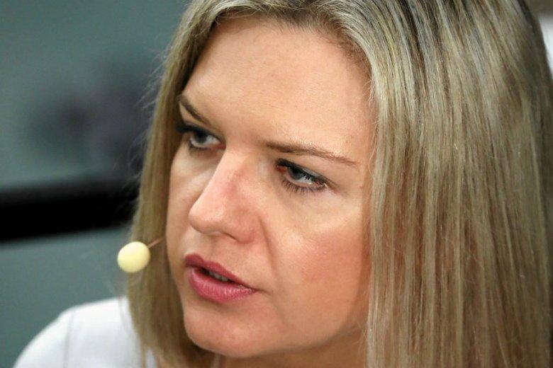Małgorzata Wassermann mówiąc o Facebooku i Soku z Buraka nie wykluczyła ograniczenia wolności w internecie.