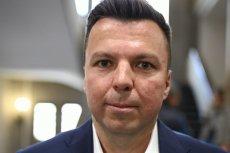 Falenta chce przekazać dziennikarzom pewne informacje. Służba Więzienna zgody nie daje