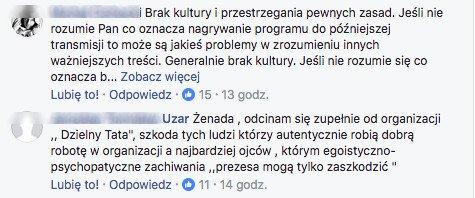 """Tak wystąpienie Michała Fabisia w """"Sprawie dla reportera"""" komentują internauci."""