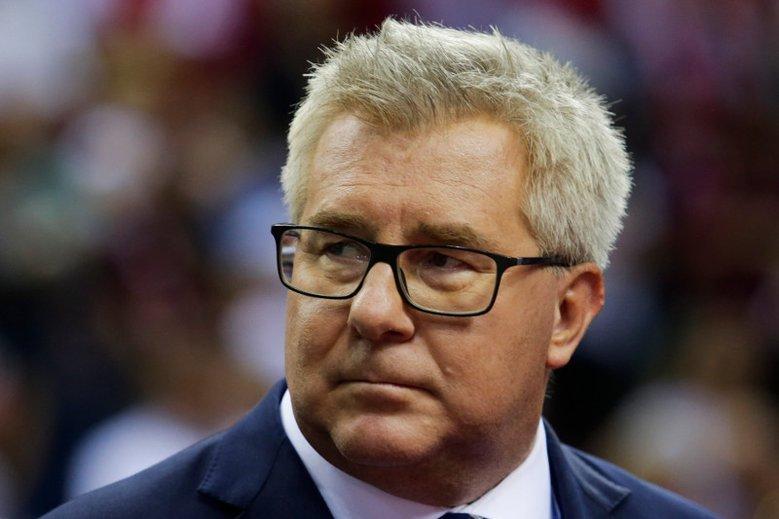 Ryszard Czarnecki: Biedroń rozsyłał po PE maile z apelem, by nie głosować na ludzi PiS-u.