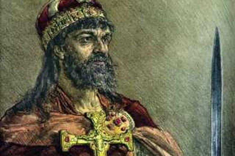 Mieszko I - pierwszy historyczny władca Polski. Wciąż nie wiadomo jednak wiele na temat jego pochodzenia.