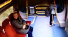 Chłopiec wyproszony z pociągu?