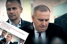 Na Twitterze TVP Info promuje się zmanipulowanym spotem. Grzegorz Schetyna owszem - zaniemówił, ale odpowiedział na pytanie. Nie zostało to jednak pokazane