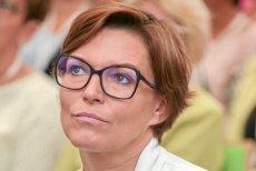Ilona Felicjańska napisała na Facebooku, że została pobita we własnym domu.
