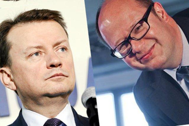 """Błaszczak szukał haka na Adamowicza. """"Rozczaruję pana ministra"""" – odpowiedział prezydent Gdańska"""