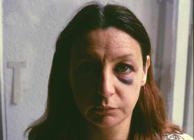 fot. Ewa Partum, Katastrofa Małżeńska,1987