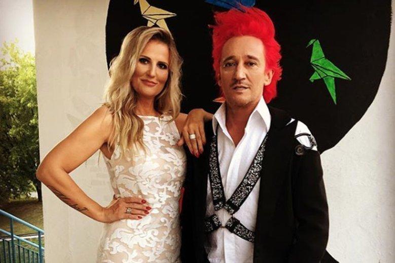 Michał Wiśniewski i Dominika Tajner-Wiśniewska są małżeństwem od 2012 roku