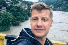 Rafał Mroczek od 2 lat nie wrzucił zdjęcia ze swoją narzeczoną