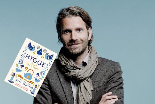 Meik Wiking - napisał książkę o hygge, filozofii, która sprawia, że Duńczycy są najszczęśliwszymi ludźmi na świecie.