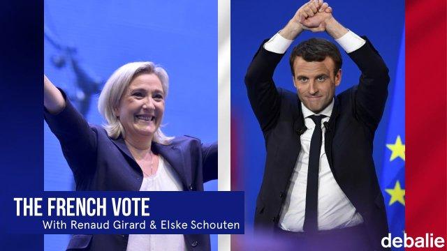 We Francji powszechne było oburzenie z powodu braku rekomendacji Kościoła, by nie głosować na Marine Le Pen.