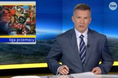 """Jedyny materiał sportowy w """"Faktach"""" na kilkadziesiąt minut przed rozpoczęciem finału siatkarskiego mundialu."""