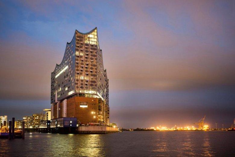 Hamburg, Filharmonia nad Łabą