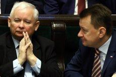 Mariusz Błaszczak dostał od Jarosława Kaczyńskiego propozycję objęcia funkcji szefa NIK. Miał ją odrzucić, informuje Wirtualna Polska.