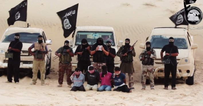 Egypt's Largest Terrorist Group Pledges Allegiance to Islamic State