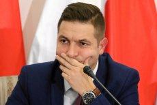 Patryk Jaki już nie jest jednym z dwóch, a z trzech kandydatów PiS na prezydenta Warszawy.