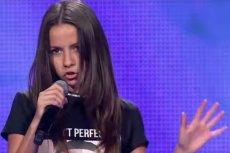 14-letnia Marcelina Szlachcic wykonała w The Voice Kids piosenkę Kaktus autorstwa Bovskiej.