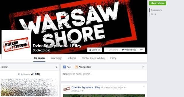 Uczestnicy programu Warsaw Shore cieszą się ogromną popularnością w sieci. Także ich... dzieci?