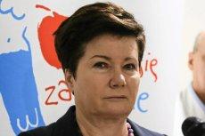 Hanna Gronkiewicz-Waltz nie chce podawać konkretnej daty otwarcia drugiej linii metra