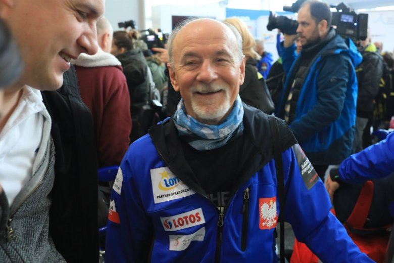 Piotr Snopczyński, kierownik polskiej bazy na K2, zapowiada, że jeszcze w tym roku polscy himalaiści podejmą kolejną próbę zdobycia szczytu.