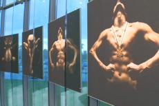 Wystawę żony Kamila Stocha można zobaczyć w Centrum Olimpijskim.