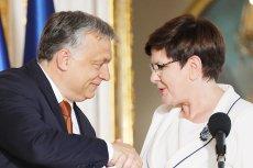 Pewny sojusznik PiS? Na miejscu Beaty Szydło uważalibyśmy na zapewnienia Viktora Orbana...